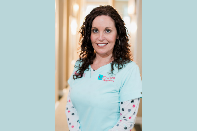 A picture of Shannon Harrelson of Carolina Family Dental